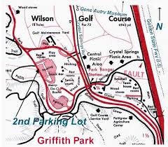 griffith park map wednesday hike griffith park los angeles hiking