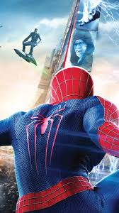spiderman images iphone hd wallpaper wiki