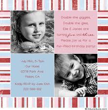 joint birthday card boy u0026 striped brother u0026 sister sibling