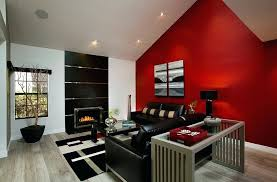 red paint living room red painted room inspiration project gallery