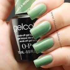 manic talons gel polish and nail art blog opi gelcolor random