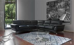 calia italia canapé en cuir canapé d angle modulable contemporain en cuir vera 1001