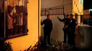 the lapd u0027s biggest conundrum how to suppress crime without
