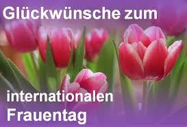 heute ist internationaler frauentag bild herzliche glückwünsche zum internationalen frauentag carsten preuß