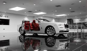 Platinum on twitter quot the new rollsroycecars dawn has arrived at