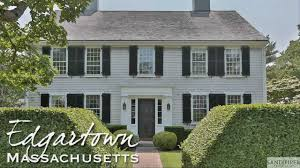 video of 45 cooke street edgartown massachusetts martha u0027s