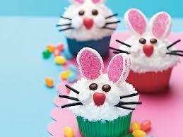 bunny easter bunny cupcakes recipe myrecipes