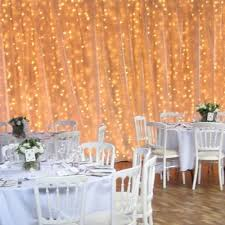 wedding backdrop fairy lights best 25 fairy lights wedding ideas on reception
