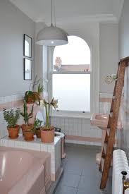 Pink Tile Bathroom Best 25 Retro Bathrooms Ideas On Pinterest Vintage Tile Floor