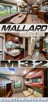 77 best mallard lightweight travel trailers images on pinterest