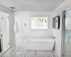 Herringbone Tile Floor Kitchen - bathroom design mediterranean kitchen with marble herringbone