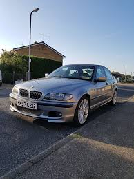 bmw e46 320i m sport 5 door swap for fiesta st in tiptree essex