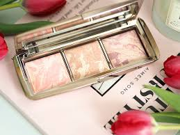 hourglass ambient strobe lighting blush palette spring lilies march 2017