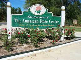gardens of the american rose center