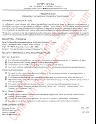 functional teacher u0027s aide resume example sample