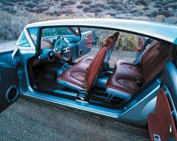 Custom Car Interior Design by Concept Car Of The Week Dodge Super8 Hemi 2001 Car Design News