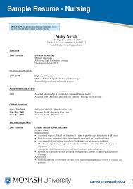 Nursing Resume New Grad  new graduate nurse resume  bitwin co     happytom co