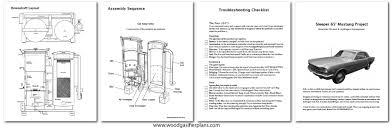 wood gasifier plans