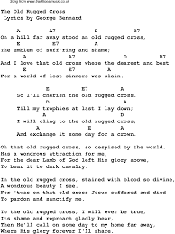 The Old Rugged Cross Made The Difference Sheet Music The Old Rugged Cross Song Lyrics Roselawnlutheran
