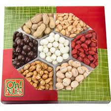 happy everything platter wholesale christmas nuts candy candy gift baskets wholesale oh nuts