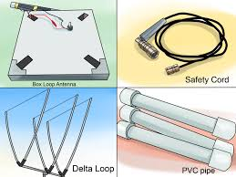 Easy Way To Build A Toy Box by How To Build Several Easy Antennas For Amateur Radio