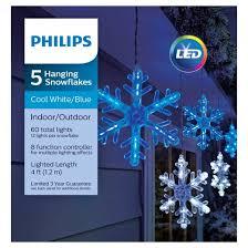 Snowflake Lights Outdoor Philips 5ct Christmas Led 8