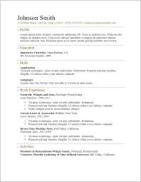 resume template word 2015 free word free resume templates free resume templates word download
