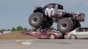 duquoin monster truck show monster truck national u0027s raminator featured on today show video
