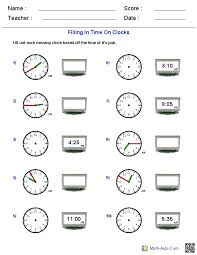 22 best telling time printables images on pinterest telling time