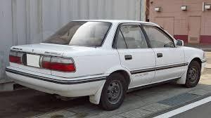 Toyota Corolla 1989 Toyota Corolla 1989 в хабаровске двс 5a 16 ти клапанной тюнинг