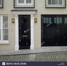 garage door house garage doors black frontor and garage of residential house