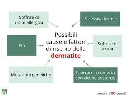 dermite du si e dermatite cause sintomi cure e tipi atopica seborroica