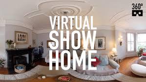 360º Virtual Reality House Tour demo VR 360 video