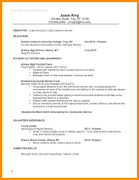 resume objective exles first time jobs first time job resume exles part time job resume template