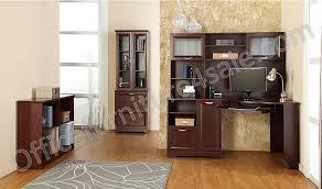 Magellan Corner Desk With Hutch Realspace Magellan Outlet Collection Corner Desk 30 H X 59 1 2 W