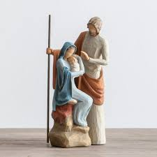 the holy family willow tree nativity dayspring