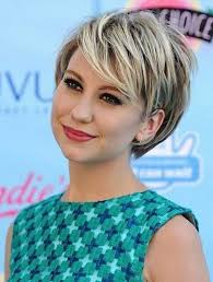 short haircuts for fat faces pics 25 beautiful short haircuts for round faces 2017