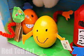 Easter Egg Decorating Ideas For Competition by Mr Men Egg Decorating Red Ted Art U0027s Blog
