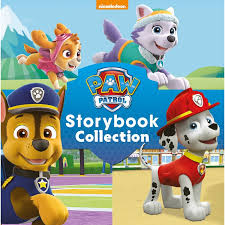 paw patrol storybook collection books b m