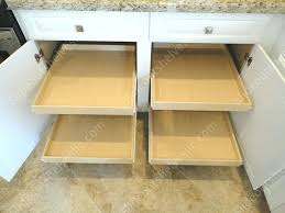 pull out cabinet organizer costco slide out cabinet shelves c7n1 me