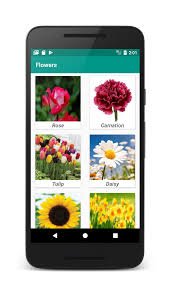 grid layout for android android cardview exle with gridlayout coding demos