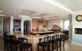 Large Kitchen Island Designs Large Kitchen Island With Seating And Storage Home Designs Project