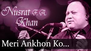 download free mp3 qawwali nusrat fateh ali khan meri ankhon ko ankhon ka nusrat fateh ali khan top ghazal songs