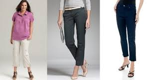 womens capri pants the best types of womens cropped pants for