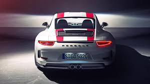 porsche 911 back topgear malaysia this is the porsche 911 r and it could be perfect