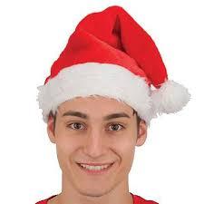santa hats jacobson deluxe santa hat hats unlimited