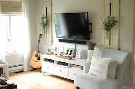 Home Decor A Sunset Design Guide How To Decorate Around Your Tv Like A Pro