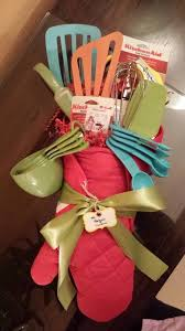 gift registry for housewarming house warming gift bouquet of kitchen utensils all things