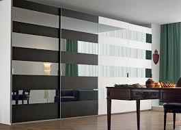 Modern Fitted Bedrooms - wardrobe sliding doors modern fitted built in wardrobes home