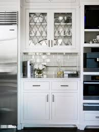 Kitchen Cabinets Glass Inserts by 28 Glass Fronted Kitchen Cabinets Simple Ways To Choose The